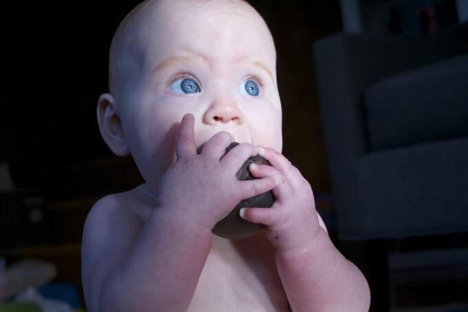 Nature Sensory Baby Play