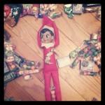 Elf on the shelf Candy