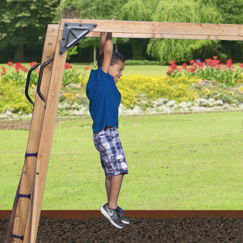 Vestibular and Proprioceptive input on a PLayset