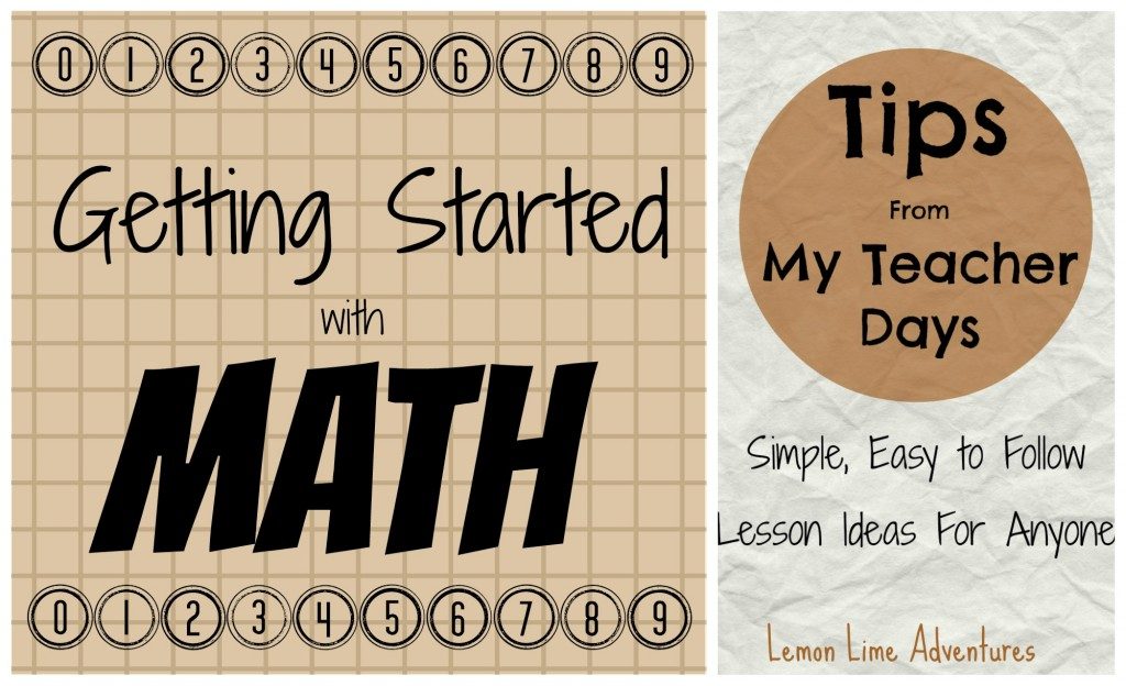 getting started with math
