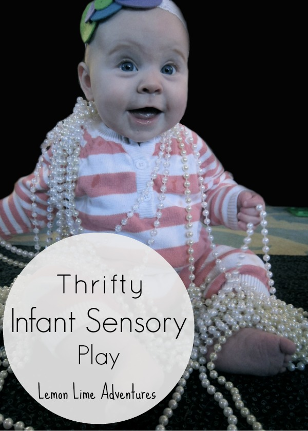 Thrifty Sensory Play
