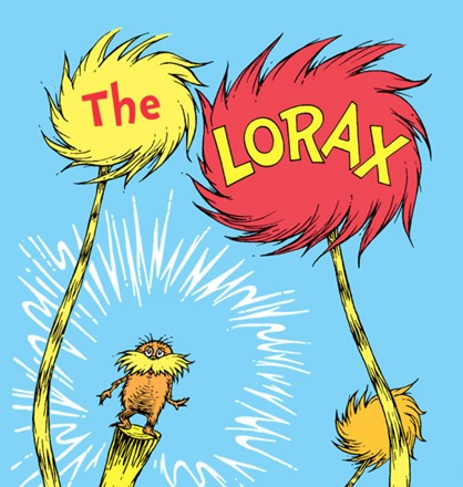 The Lorax Activity Guide