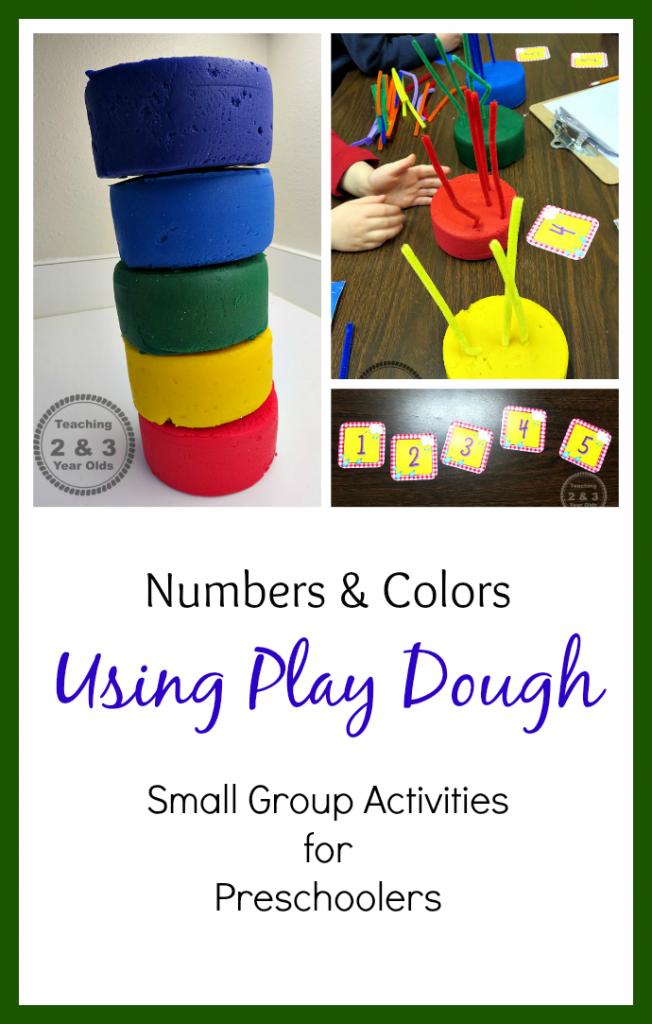 Color Dough Header