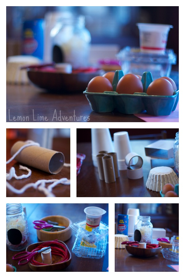 Invitation for Egg Drop Project