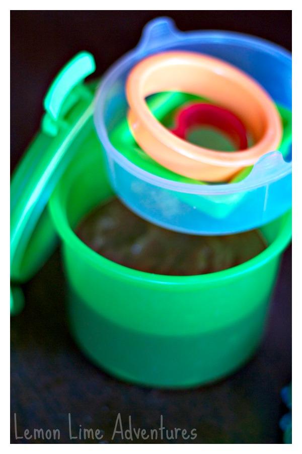 Nutella Playdough Gift Set