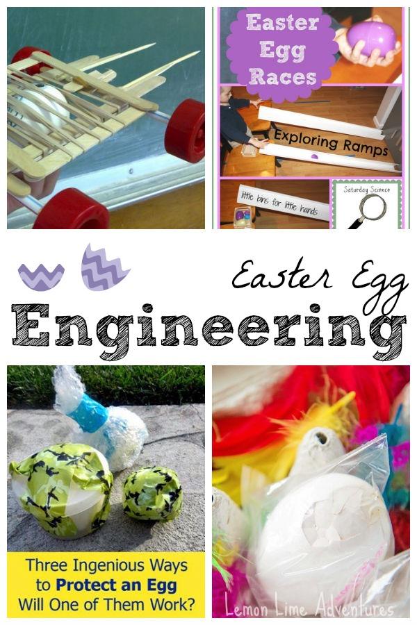 Easter Egg Engineering