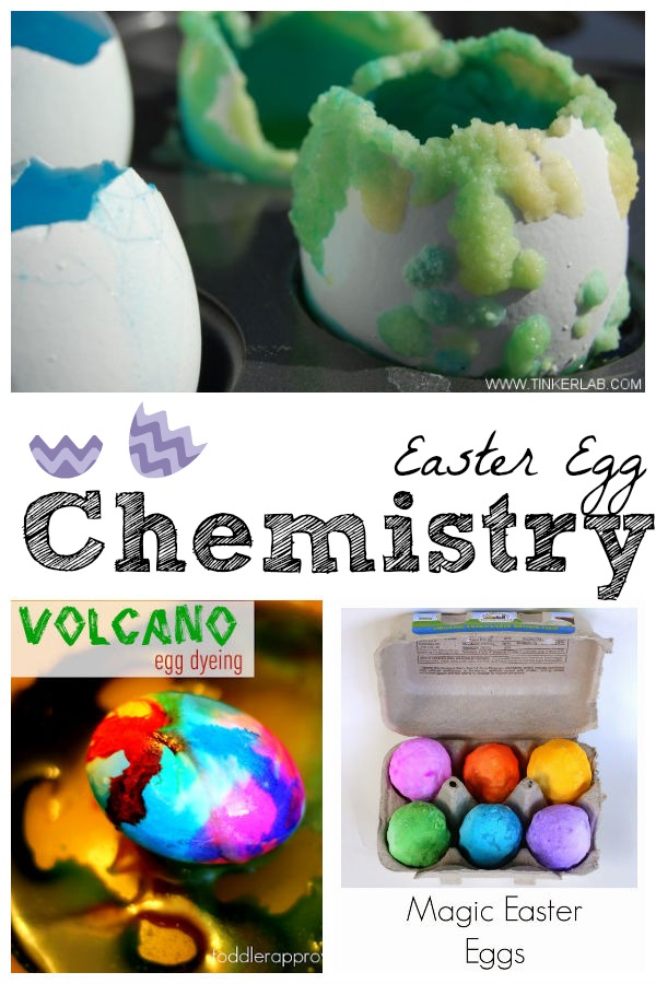 Easter Egg Chemistry