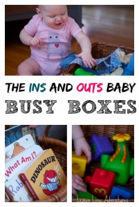 Ins and Outs Busy Boxes