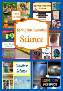 Spring Science from Life with Moore Babies