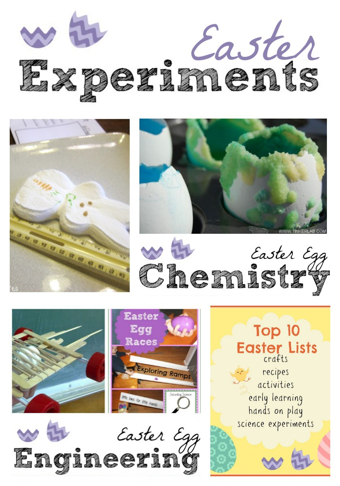 Top 10 Easter Experiments