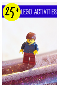 25 Lego Activities for Hands On Learning