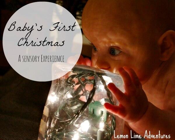 Baby sensory First Christmas