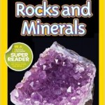 Rocks and Minerals Book for kids