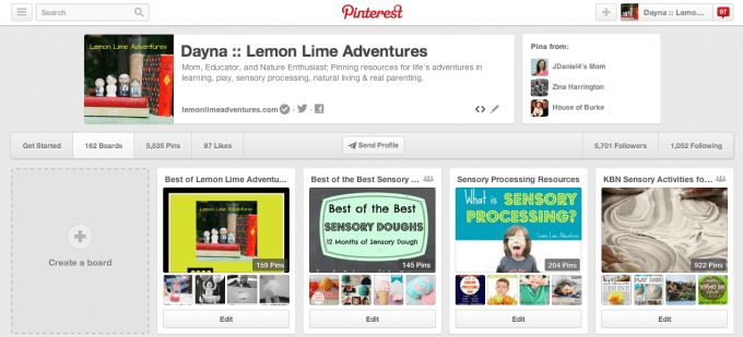 Pinterest Community
