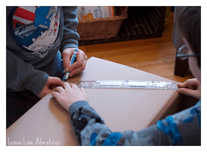 Measuring Rocket Squish Box