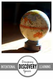 Intentional Learning Spaces | Discovery Areas