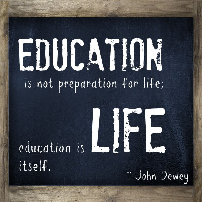 Education And Life Quotes Impressive 10 Inspirational Quotes For Teachers