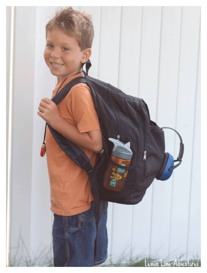 Sensory Backpack for School or Home