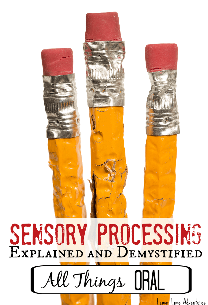 Sensory Processing Explained | Oral Input