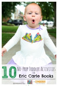 10 Simple Eric Carle Activities for Toddlers
