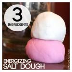 Energizing Scented Salt Dough