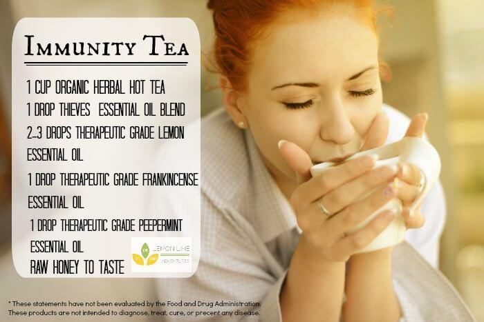 Immunity Boosting Tea