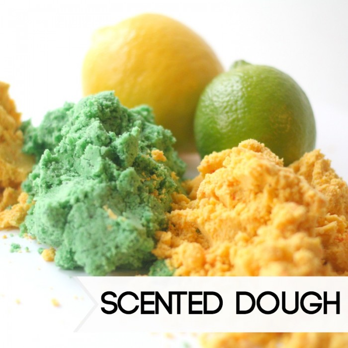 Scented Dough