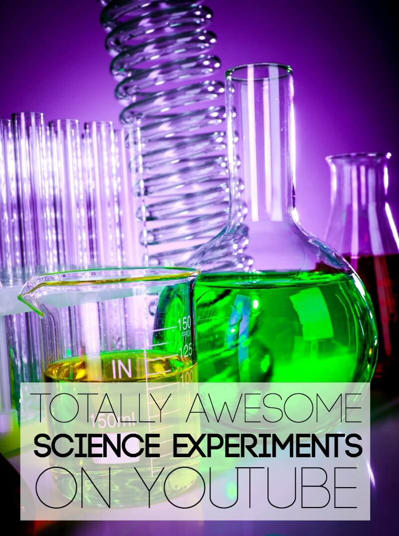 Totally Awesome Science Experiments for Kids