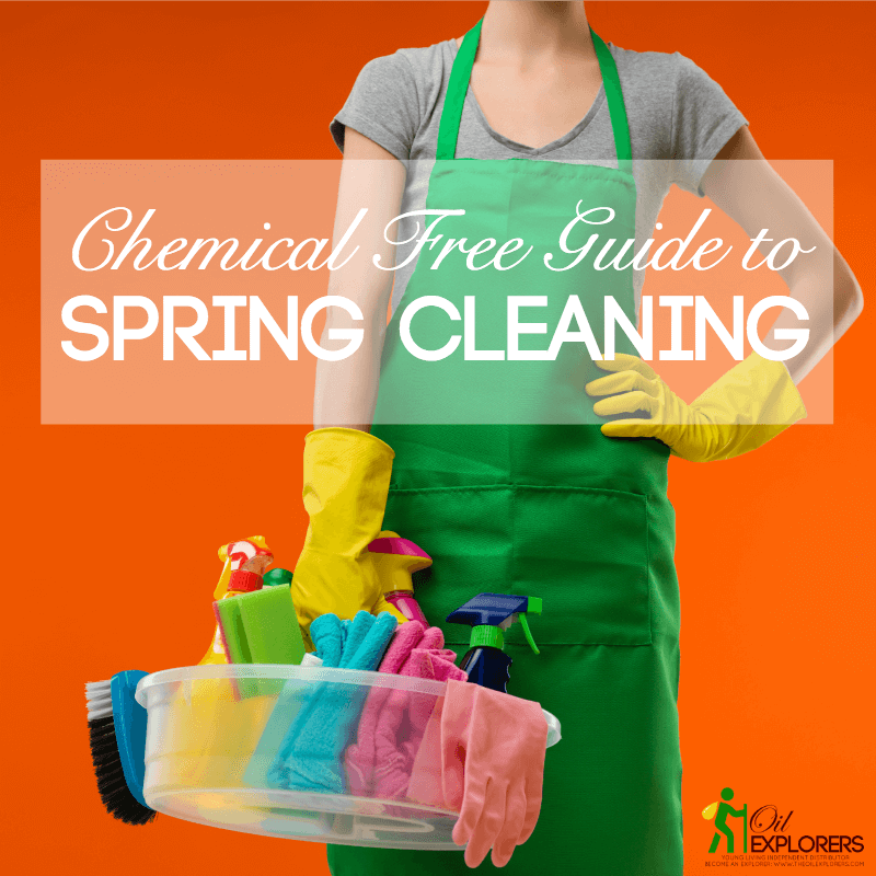 Chemical Free Spring Cleaning