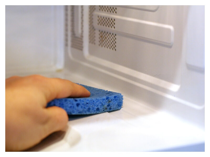 Microwave Cleaning Hacks