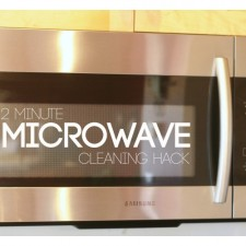 Microwave Cleaning Tip