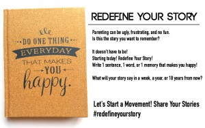 Do You Let Your Struggles Define You? #Redefineyourstory
