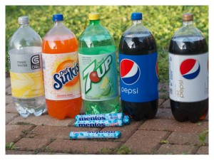 Classic Science | Mentos and Soda Experiment