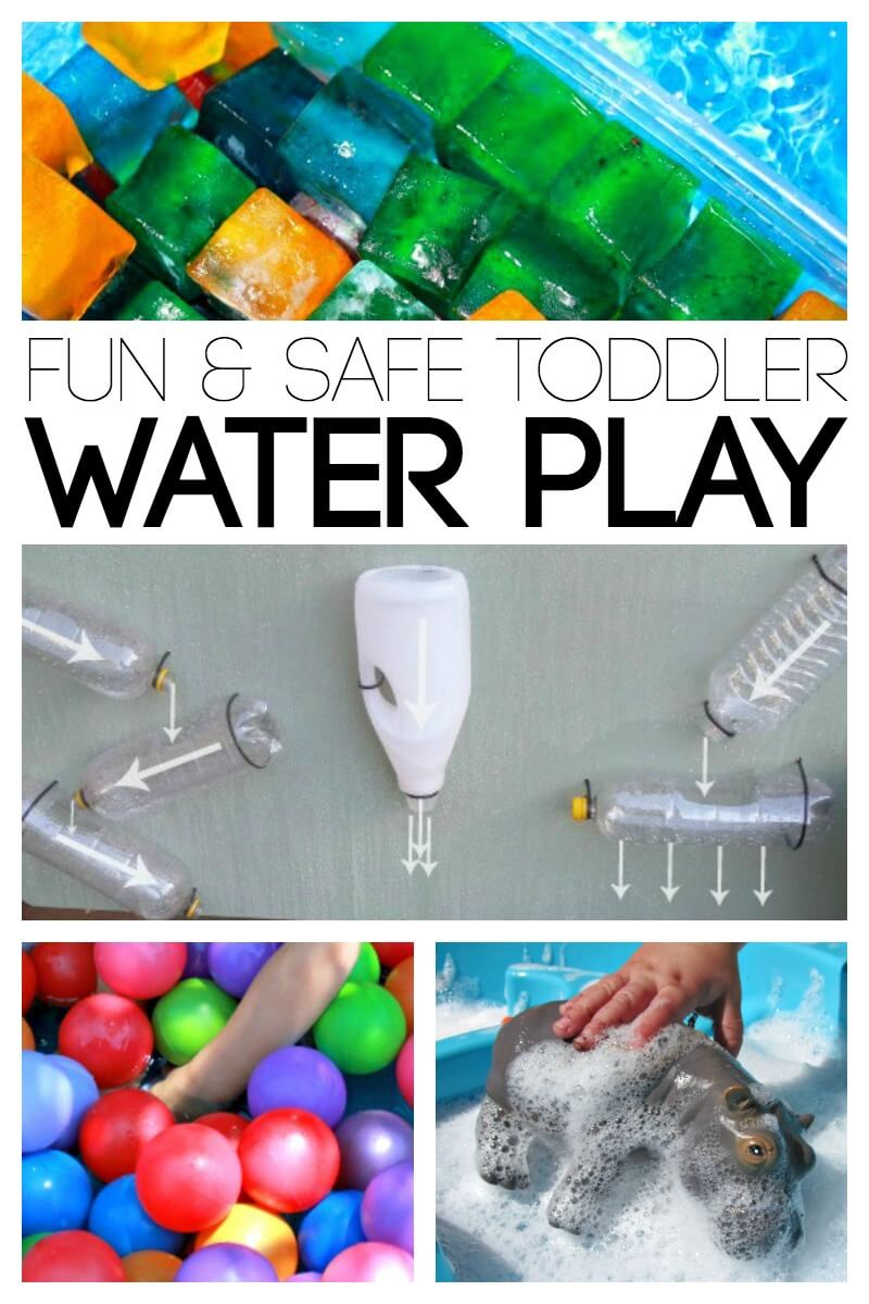 Fun and Safe Water Play Ideas for Toddlers