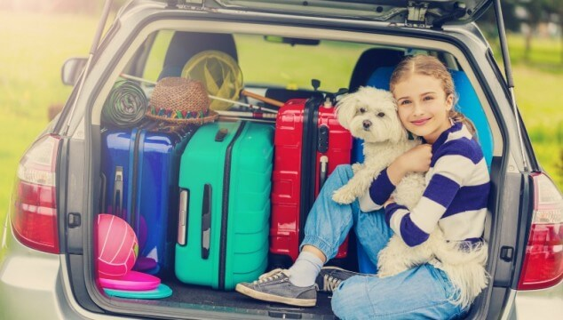 How to take kids on an extended vacation