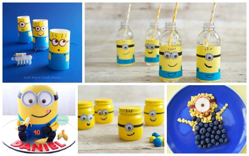 Minion Birthday Ideas