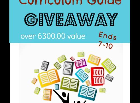 Homeschool Curriculum giveaway