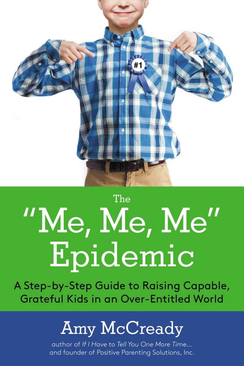 Me Me Me Epidemic by Amy McCready
