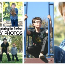 Larger Family Photo Tips