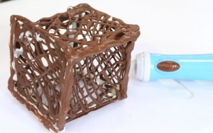 Engineering with Chocolate | 3D Chocolate Cubes
