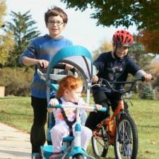 Family Bike Rides Bonding 2