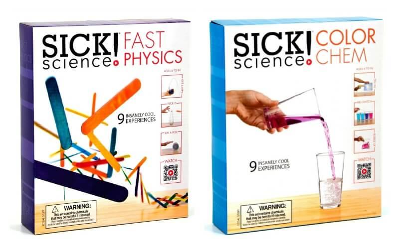 Sick Science Kits