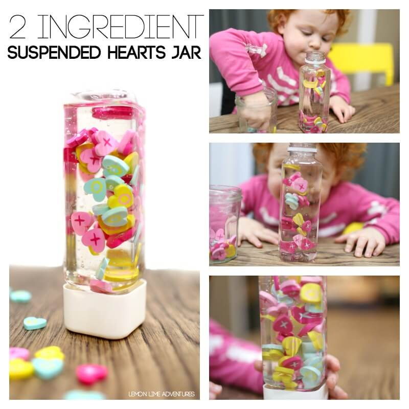 2 ingredient suspended hearts discovery jar
