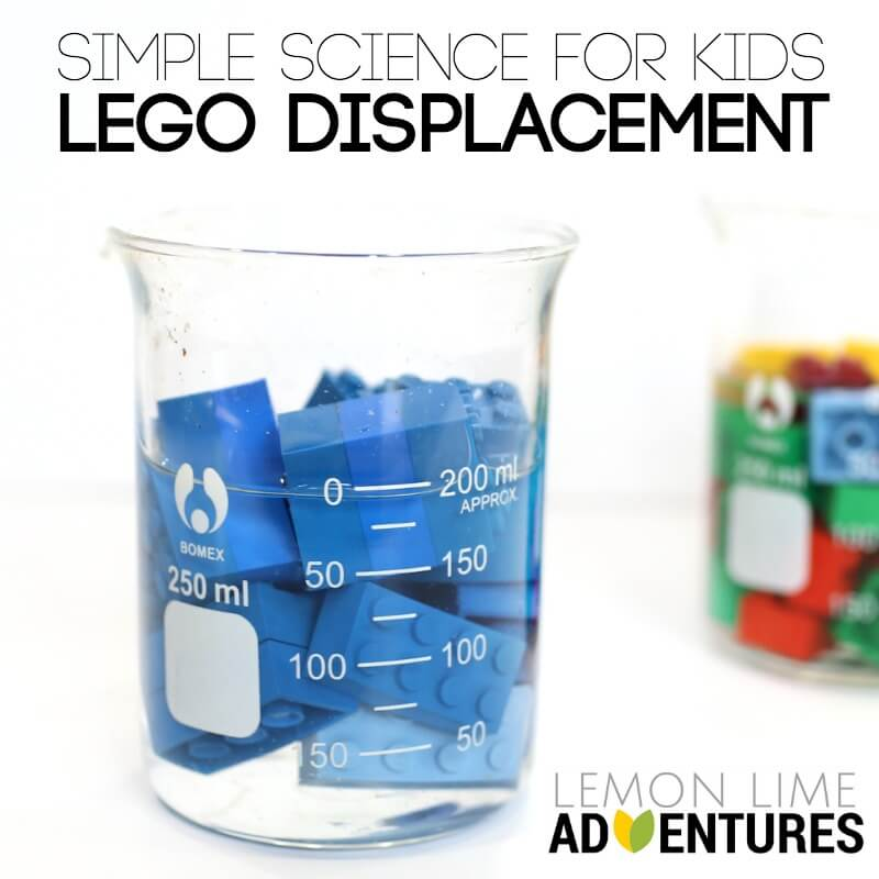 Lego Displacement