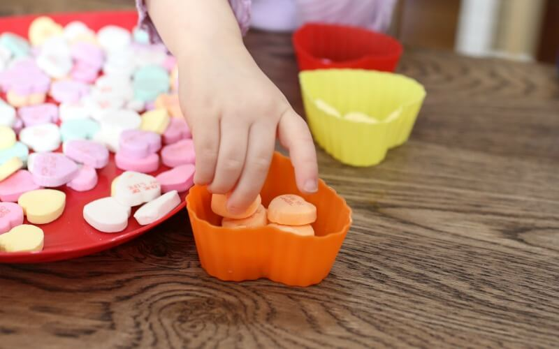 Toddler Fine Motor and Sorting