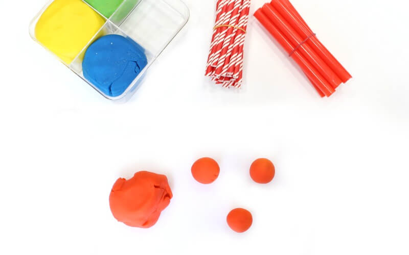 What you Need for Stem Playdough Travel Kit