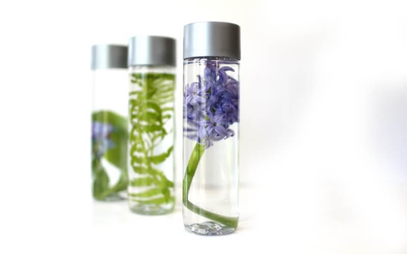 Simple Spring Nature Sensory Bottles