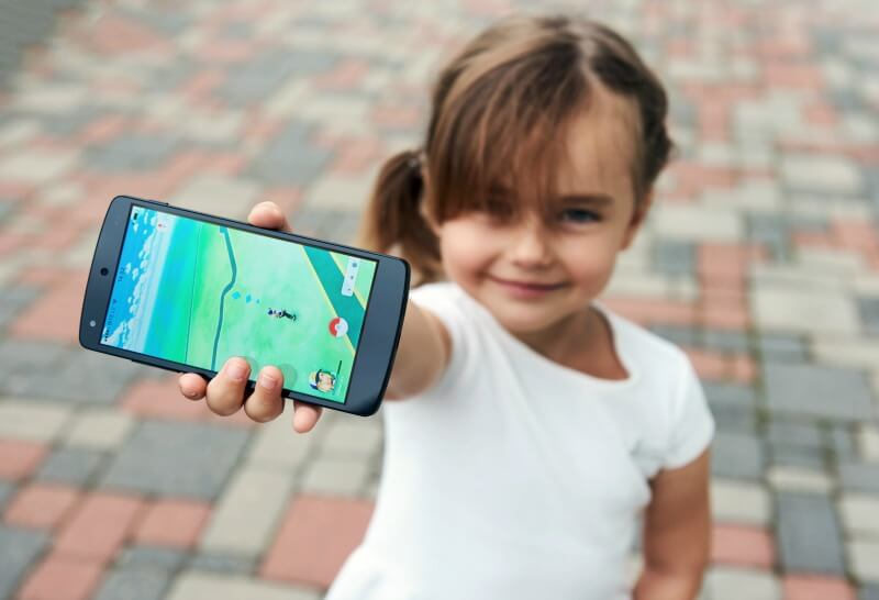 5 Surprising Benefits of Pokemon Go for Kids with Special Needs