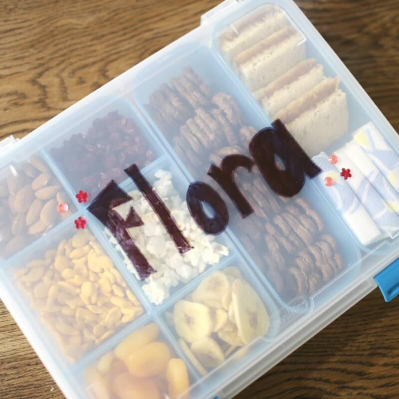Snack Travel Kit for Kids