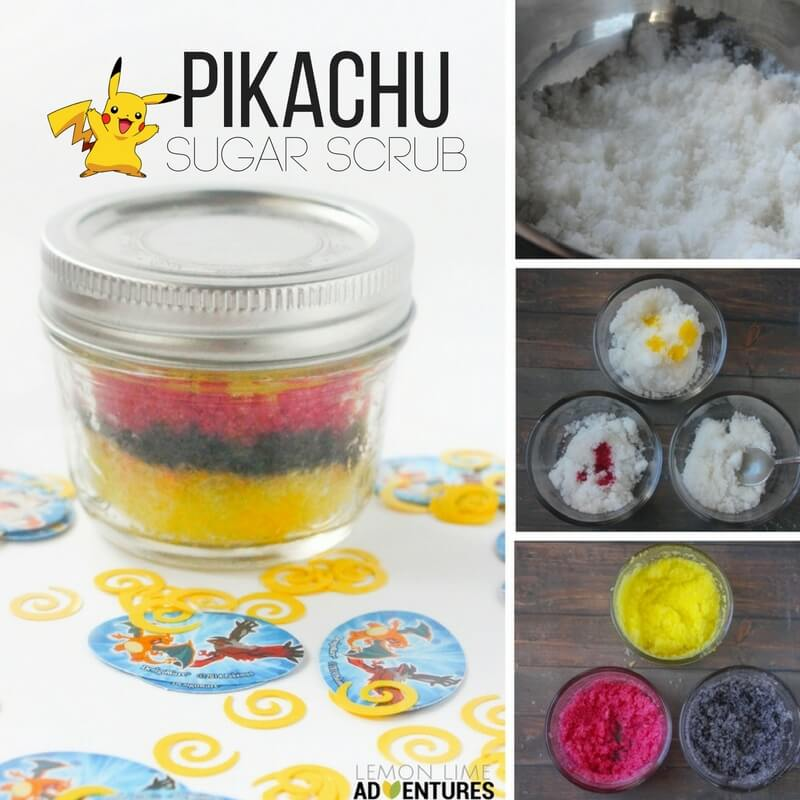 pokemon sugar scrub